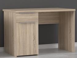 Písací stôl so zásuvkou Opus, dub sonoma