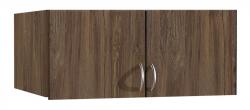 Skriňový nadstavec Case, 91 cm, dub stirling