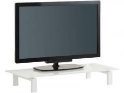 TV nádstavec Typ 1603 (82x35 cm), biely