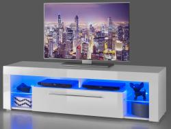 TV stolík Goal 1, s osvetlením
