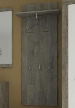Vešiakový panel Askon 51, dub ribbeck