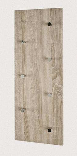 Vešiakový panel Edmond 42090, dub sonoma