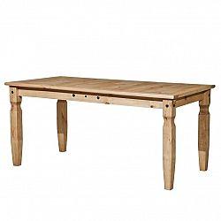 Jedálenský stôl CORONA vosk 16110