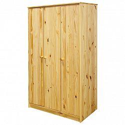 Skriňa 3-dverová 8877 lak