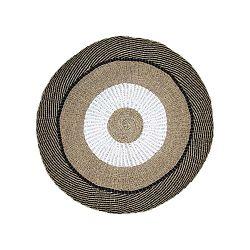 Bavlnený koberec HSM collection Art of Nature Luro, ⌀ 150 cm