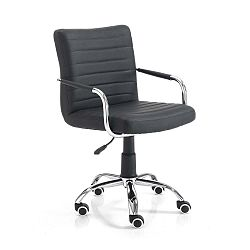 Biela kancelárska stolička Tomasucci Milko