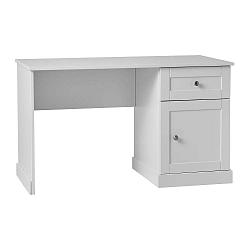 Biely detský písací stôl Pinio Marie