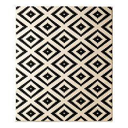 Čierny koberec Hanse Home Hamleti Diamond Black, 160×230cm