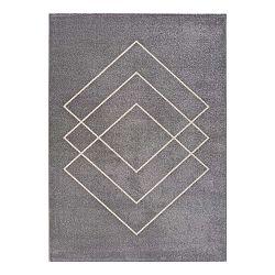 Čierny koberec Universal Breda, 280 x 190 cm