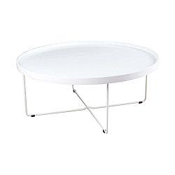Čierny konferenčný stolík sømcasa Bruno