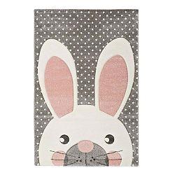 Detský koberec Universal Kinder Bunny, 120×170cm
