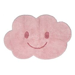 Detský sivý koberec Nattiot Nimbus, 75×115cm