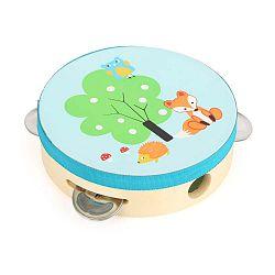 Drevená tamburína Legler Little Fox