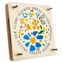 Drevený lis na sušené kvety Legler Flower Press
