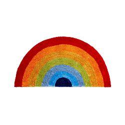 Dúhový koberec Think Rugs Hong Kong,70×140cm