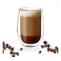 Dvojitý pohár Vialli Design Amo,0 ml