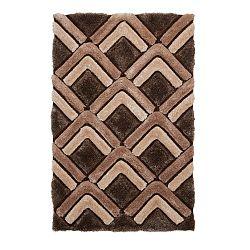 Hnedý koberec Think Rugs Noble House, 120x170cm