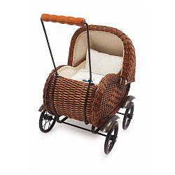 Kočiarik pre bábiky Legler Elis
