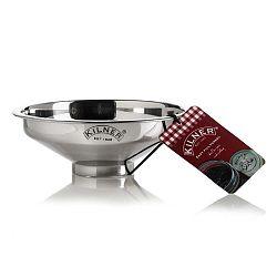 Lievik na džem z antikoro ocele Kilner
