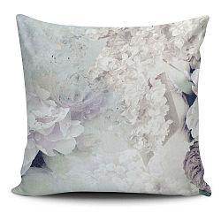Obliečka na vankúš s prímesou bavlny Cushion Love Hermento, 45 × 45 cm