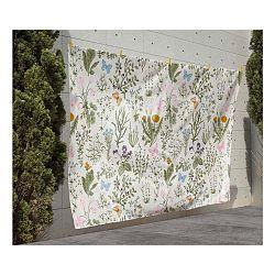 Pikniková deka Surdic Manta Picnic Botanic Herbs, 170x140cm