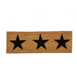 Rohožka pred dvere z kokosového vlákna Unimasa Stars