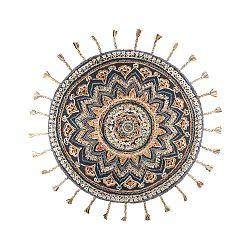 Ručne vyrábaný koberec Dutchbone Pix, Ø170 cm