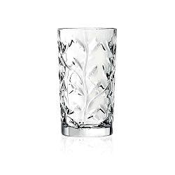 Sada 6 krištáľových pohárov RCR Cristalleria Italiana Abelie, 360 ml