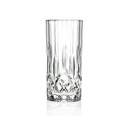 Sada 6 krištáľových pohárov RCR Cristalleria Italiana Jemma