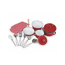 Set detského kuchynského riadu Legler Redy
