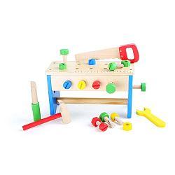 Set dreveného náradia na hranie Legler Toolbox
