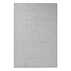 Sivý koberec BT Carpet Wolly v sivej farbe, 160×240cm