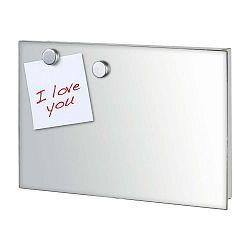Skrinka na kľúče s magnetickou doskou Wenko Home, 15 x 20 cm