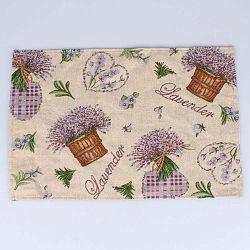 Textilné prestieranie Dakls Easter Deco Levander, 48×33 cm
