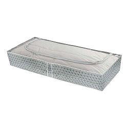 Tmavozelený úložný box pod postel Compactor Vetements