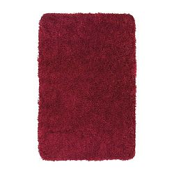 Tyrkysove modrá kúpeľňová predložka Wenko Mélange, 90×60 cm