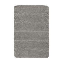 Tyrkysove modrá kúpeľňová predložka Wenko Steps, 60×90 cm
