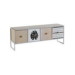 Úložný box so 4 zásuvkami Geese Munich, dĺžka43cm
