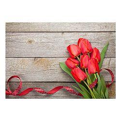 Vinylová predložka Tulips,52×75cm