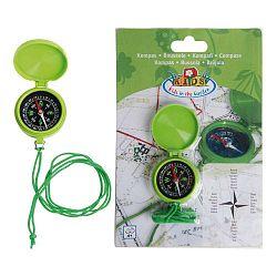 Zelený detský kompas Esschert Design Childhood