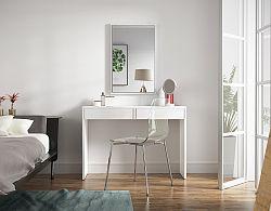 ASTRAL biela toaletka so zásuvkami