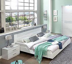 Manželská posteľ PAMELA 291 S06 rozmer 140x200