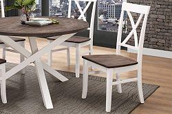 NajlacnejsiNabytok ALICANTE drevená jedálenská stolička