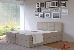 NajlacnejsiNabytok ASTI 180 čalúnená posteľ, Inari 23