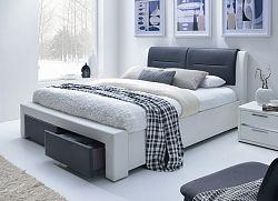 NajlacnejsiNabytok CASA ITALIA II manželská posteľ 180 x 200