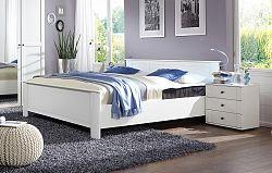 NajlacnejsiNabytok CHALET 160x200 manželská posteľ 351