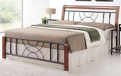 NajlacnejsiNabytok CORTINA 160 kovová posteľ