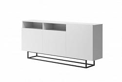 NajlacnejsiNabytok Dizajnová komoda ENJOY EK180 biela