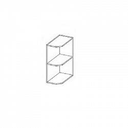 NajlacnejsiNabytok Dolná ukončovacia skrinka EKO 30 D ZAK BB »