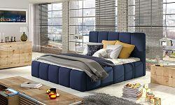 NajlacnejsiNabytok EDVIGE čalúnená posteľ, Ontario 81